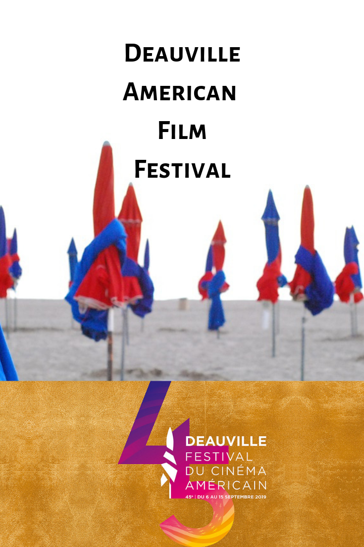 Deauville American Film Festival, Normandy, France