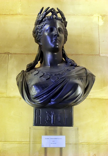Bust of Marianne