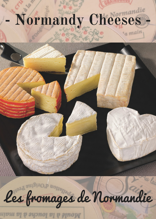 Normandy Cheeses - Les fromages de Normandie