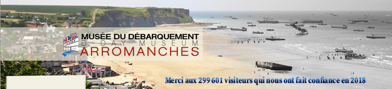 Arromanches Museum, Normandy, France