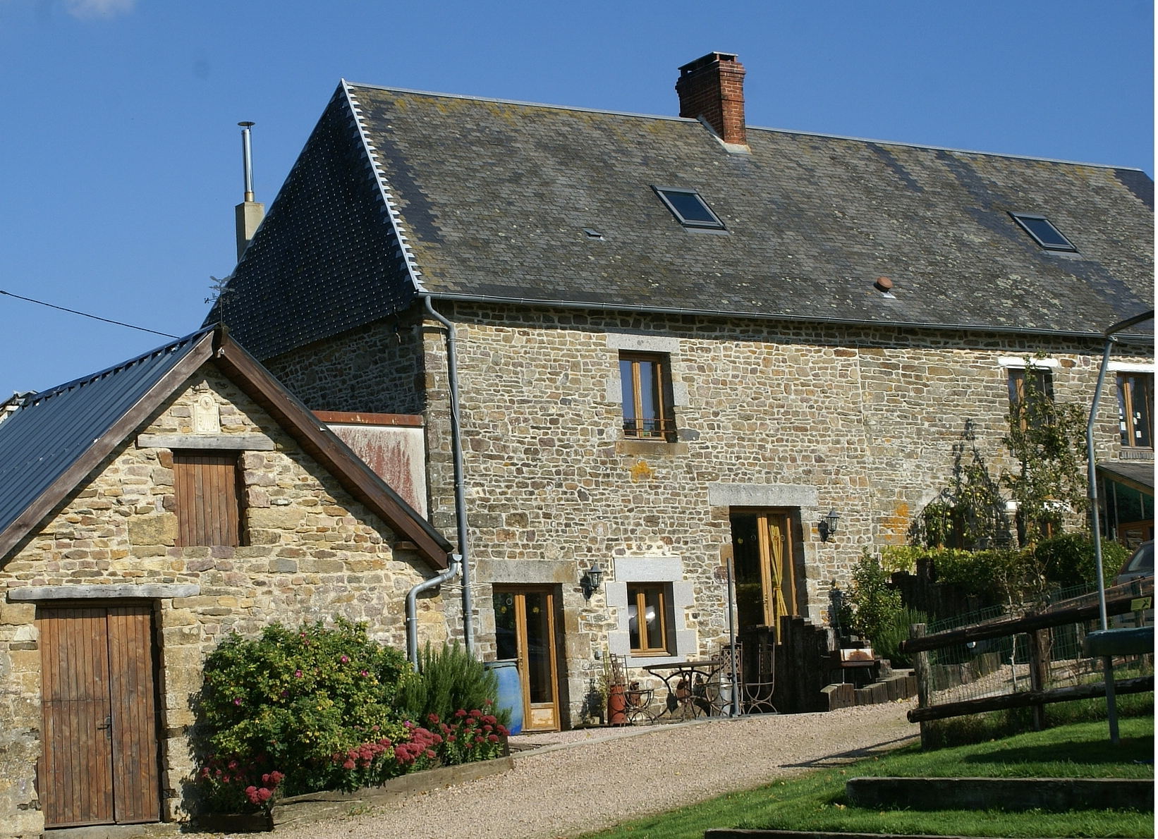Eco-Gites of Lenault, a holiday cottage in Normandy