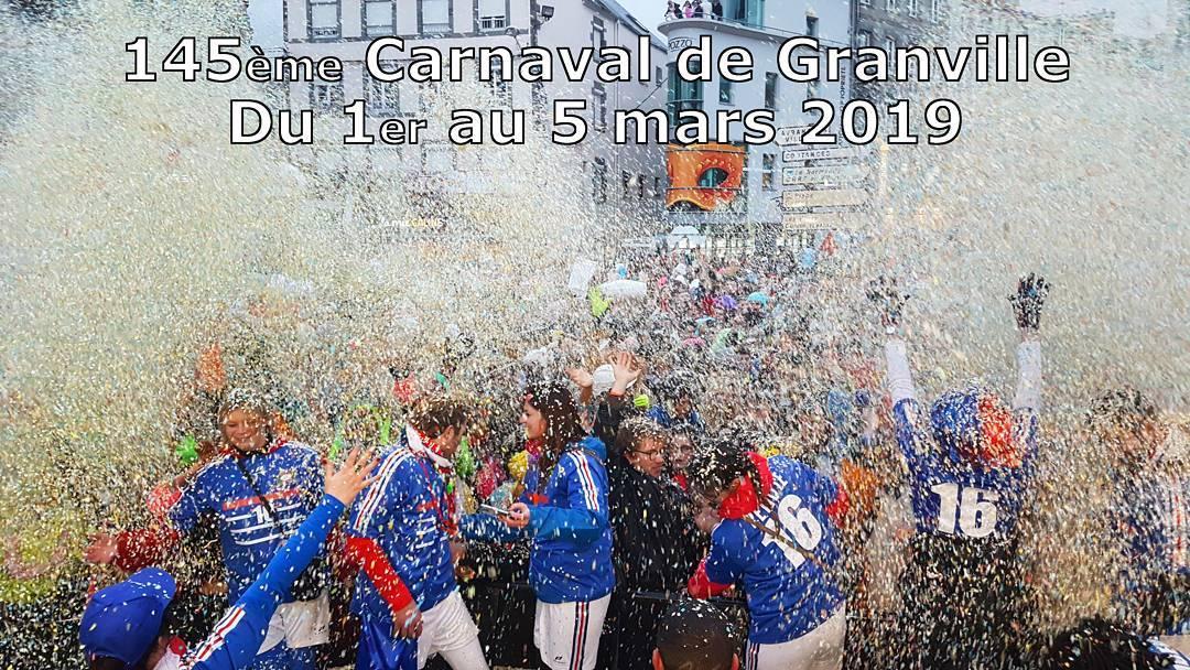 Granville Carnival - Normandy