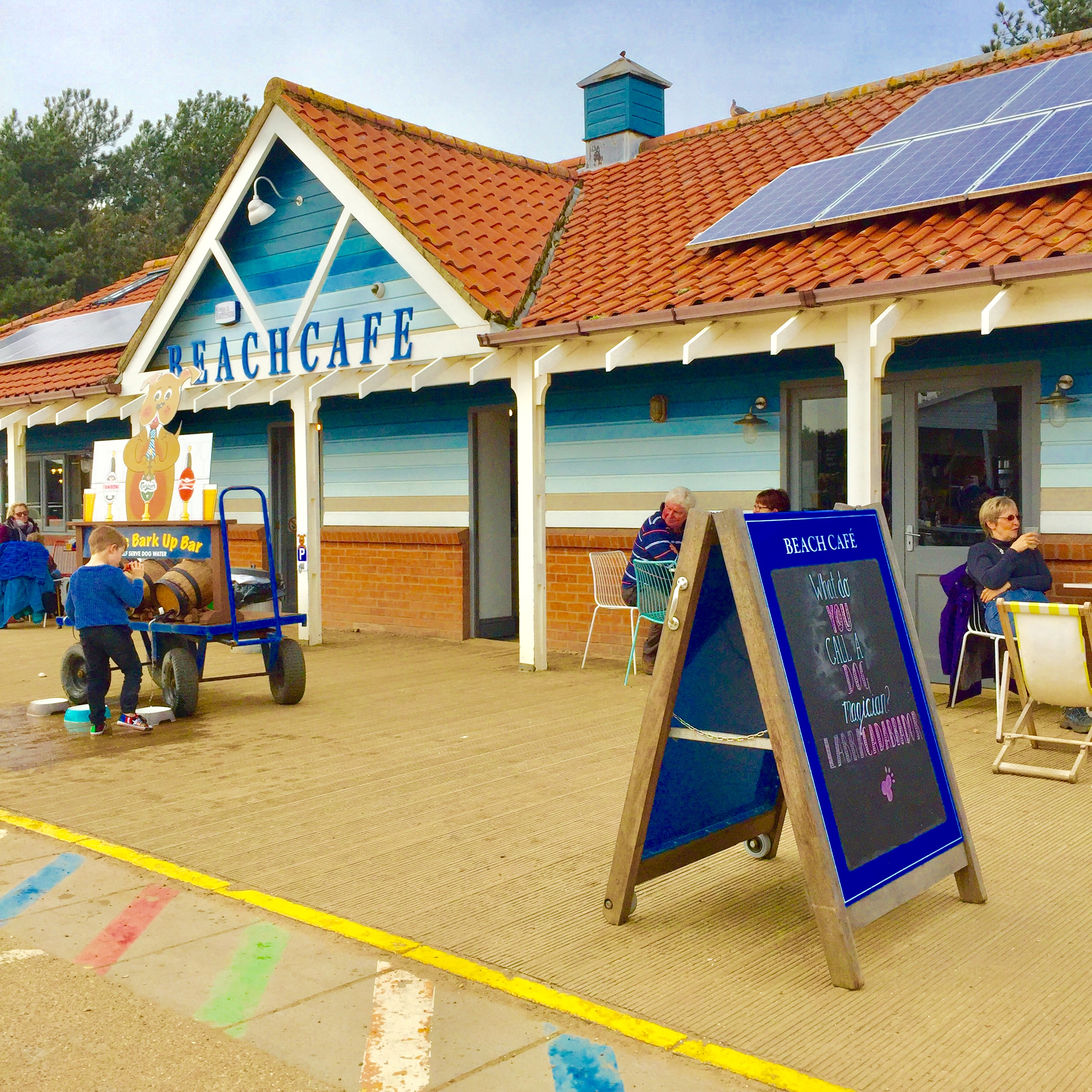 Wells beach Cafe