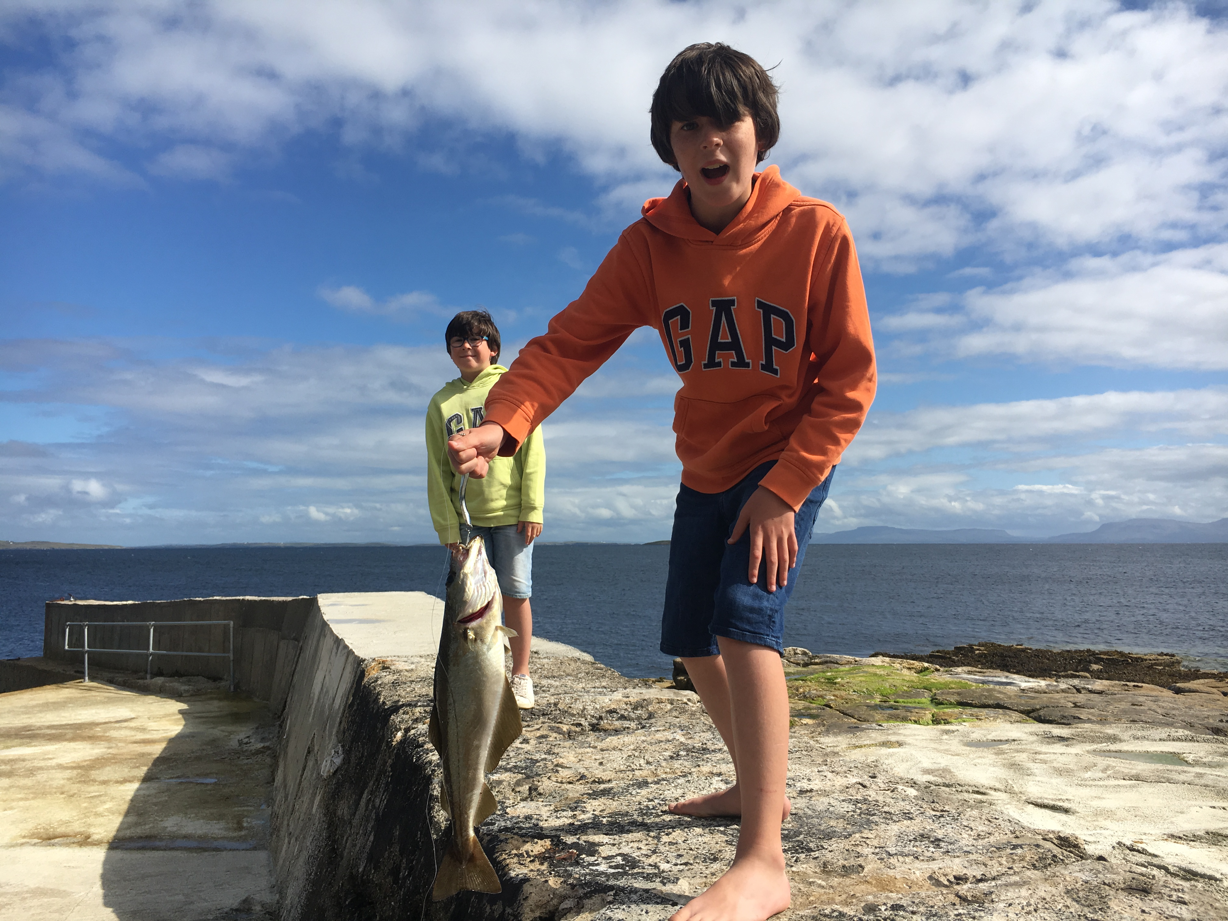 donegal fishing