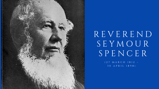 Seymour Mills Spencer of Lake Tarawera