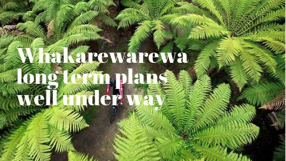 Whakearewarewa Forest improvements
