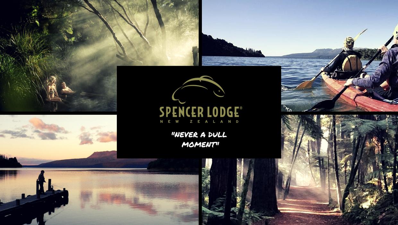 Spencer Lodge to do list