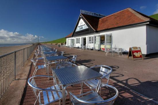 Jay Jays Cafe at Gorleston Beach