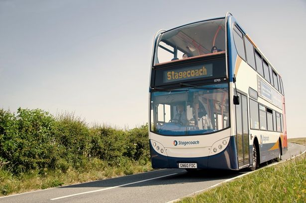 Got a buss pass? Try the bus service to nearby Gloucester