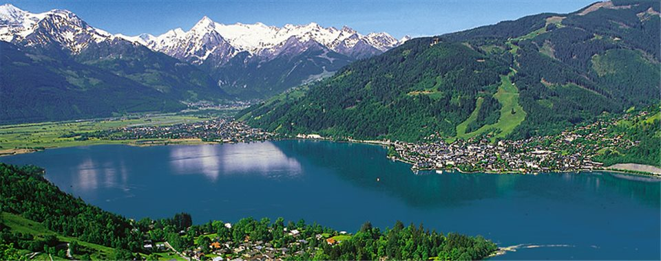 Zell Am See 2 Bedroom Ski Apartment For Rent With Lake