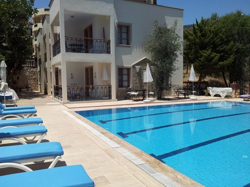 The Nur Apartments, Kalkan