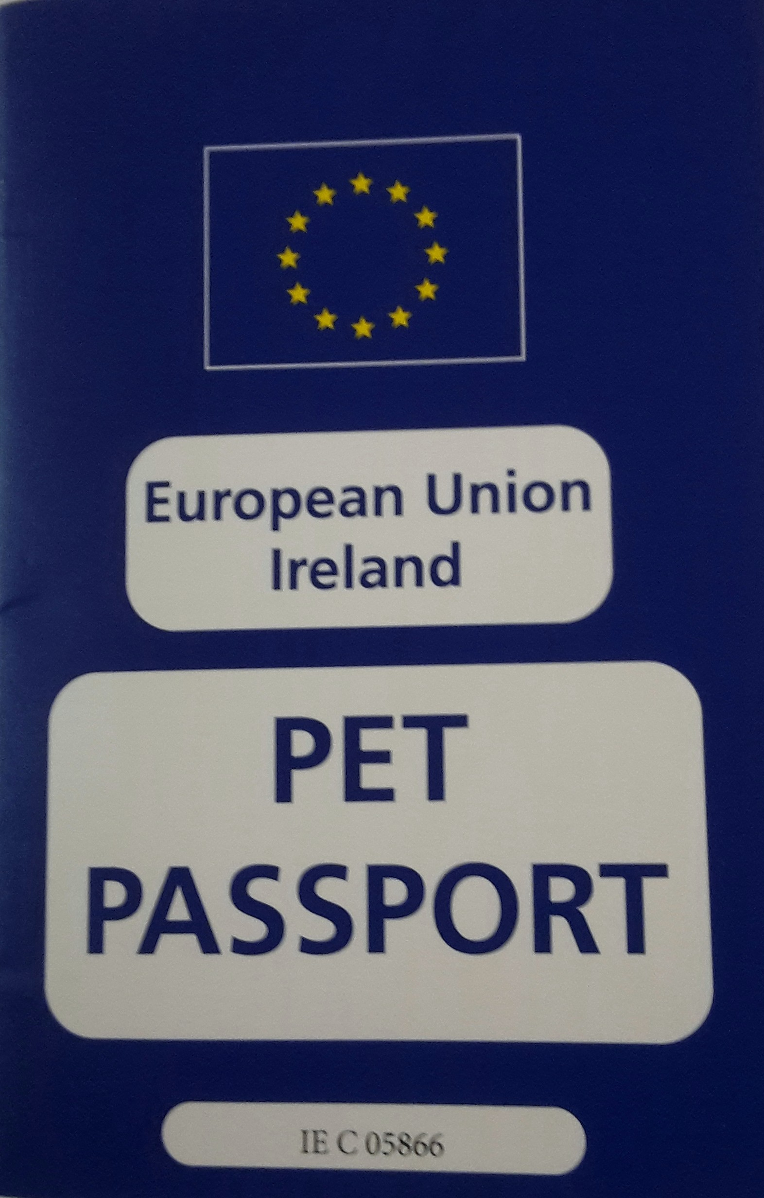 European Pet Passport
