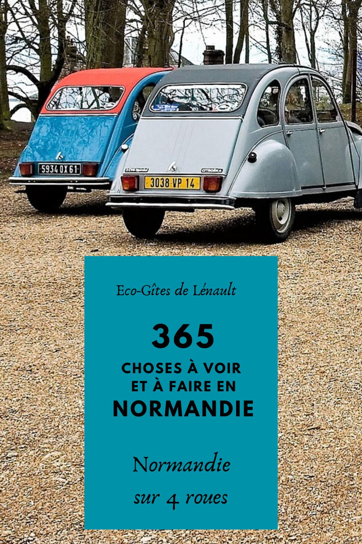 Normandie sur 4 roues