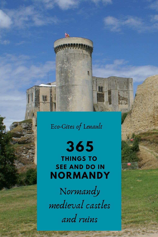 Normandy Castles