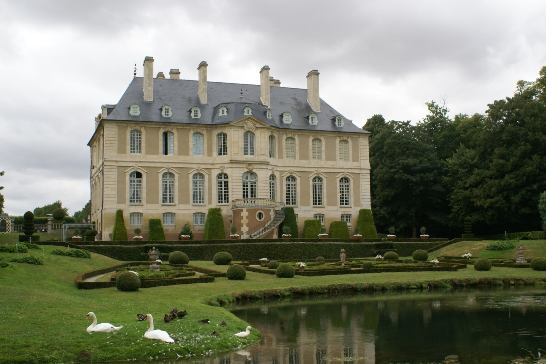Château de Vendeuvre, Normandy