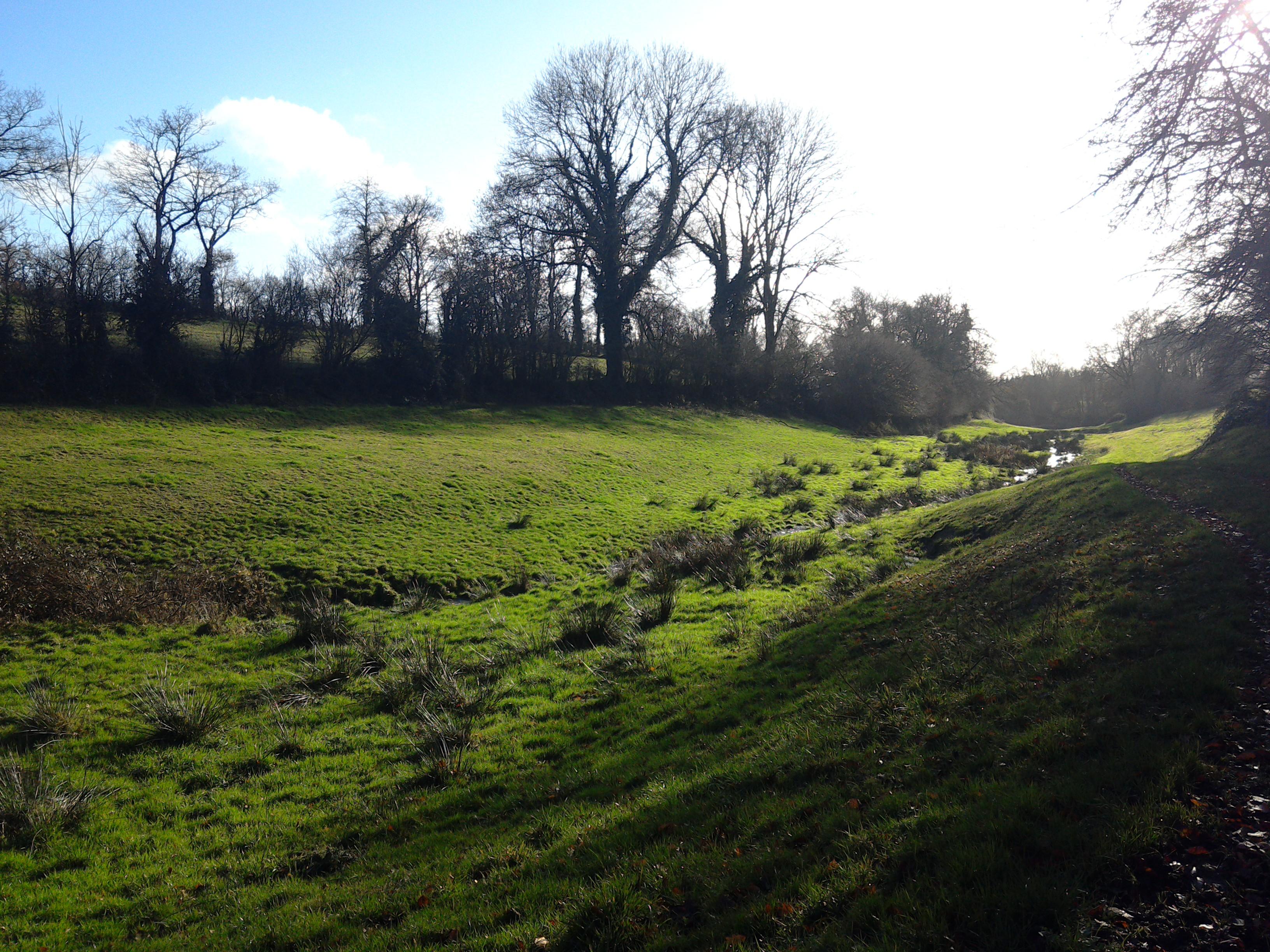 A Normandy stream