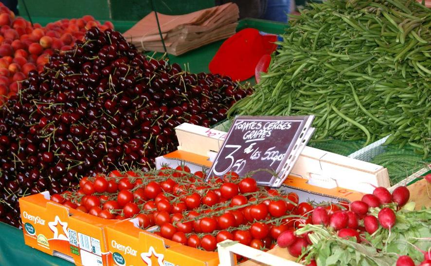 Normandy Market - marché normande
