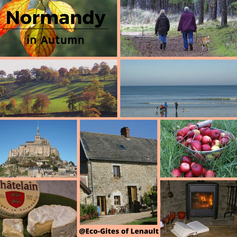 Normandy - a great pace to visit in Aurumn