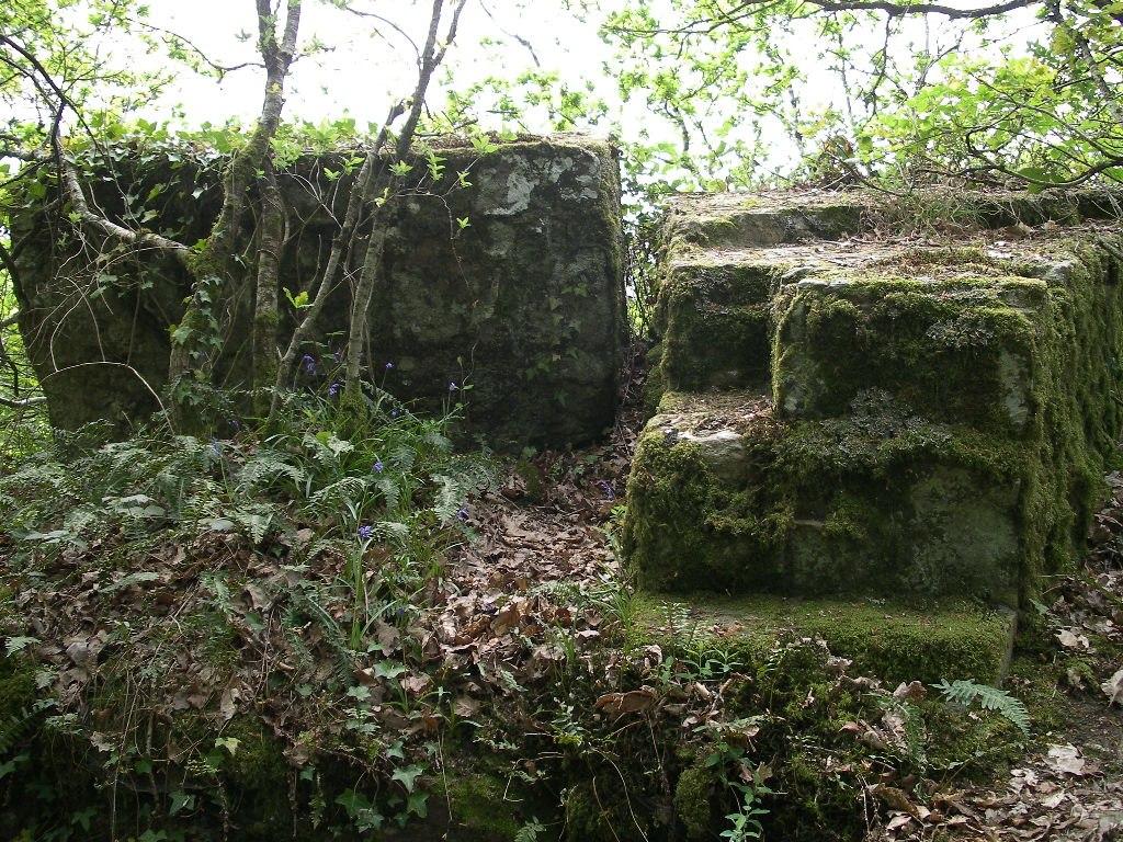 Druid's Stone, Perigny, Calvados, Normandy