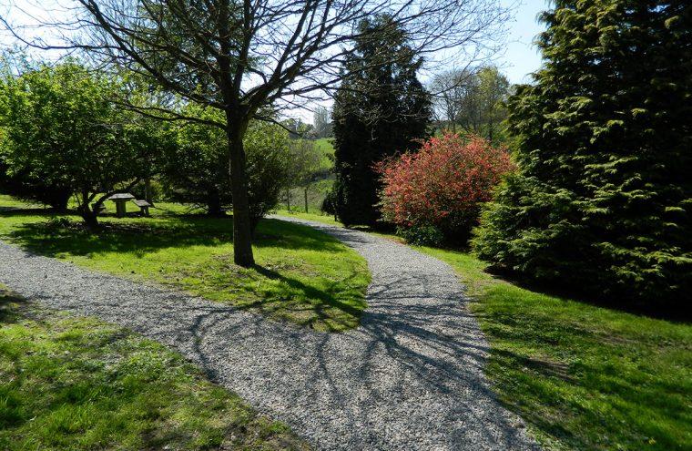La Royauté Arboretum, Saint Denis de Méré
