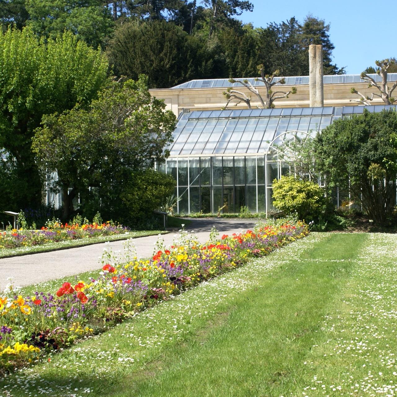 Jardin Botanique de Caen, Normandy