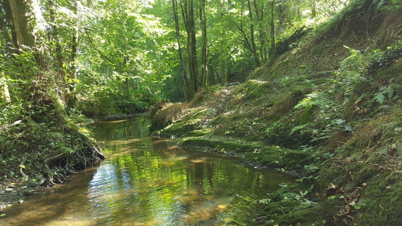River Cresme, Calvados, Normandy