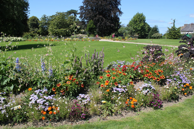 Jardin des Plantes, Avranches, Normandy