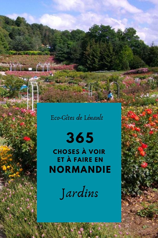 7 jardins de Normandie