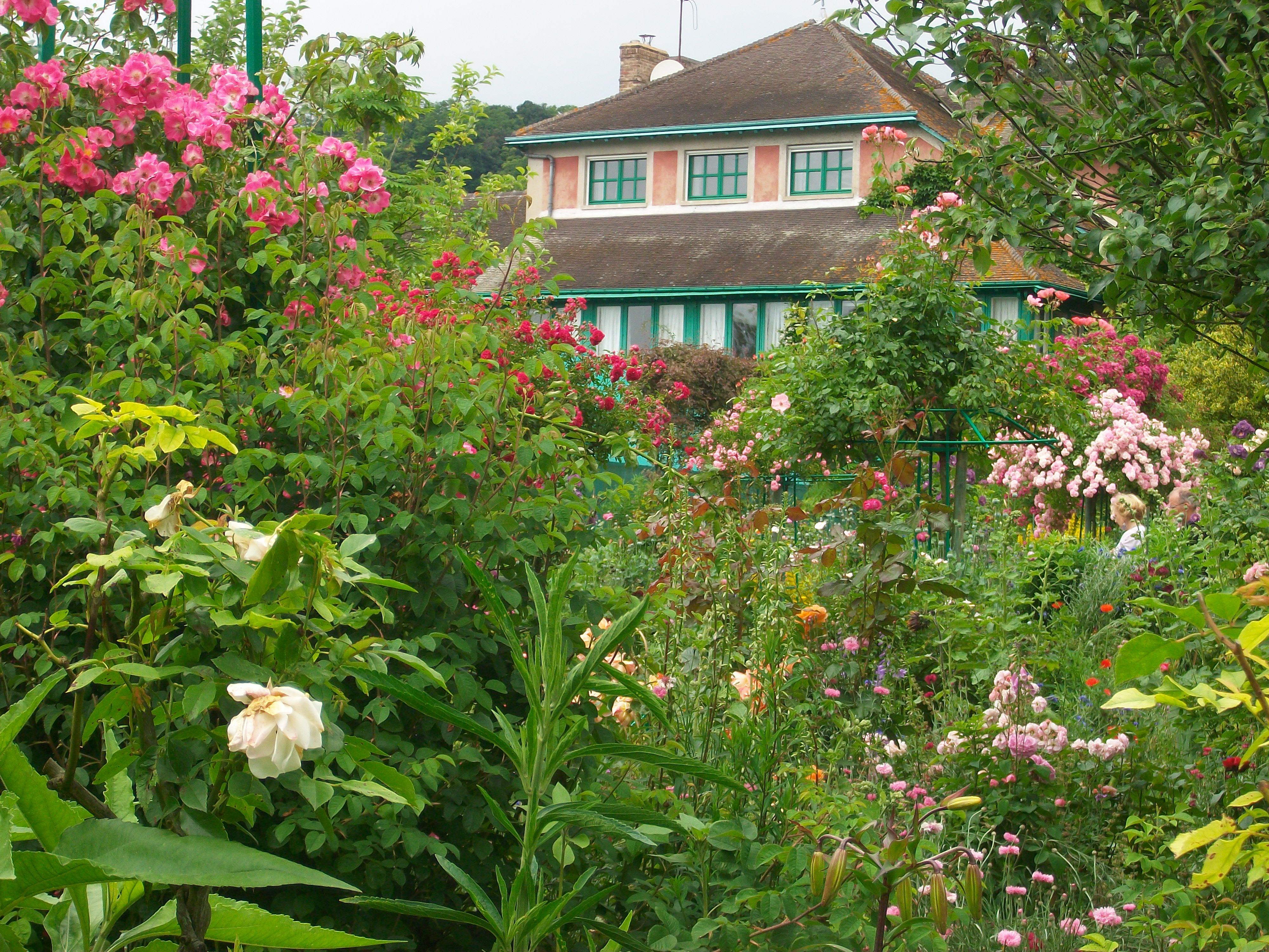 Monet's Garden, Giverny, Normandy