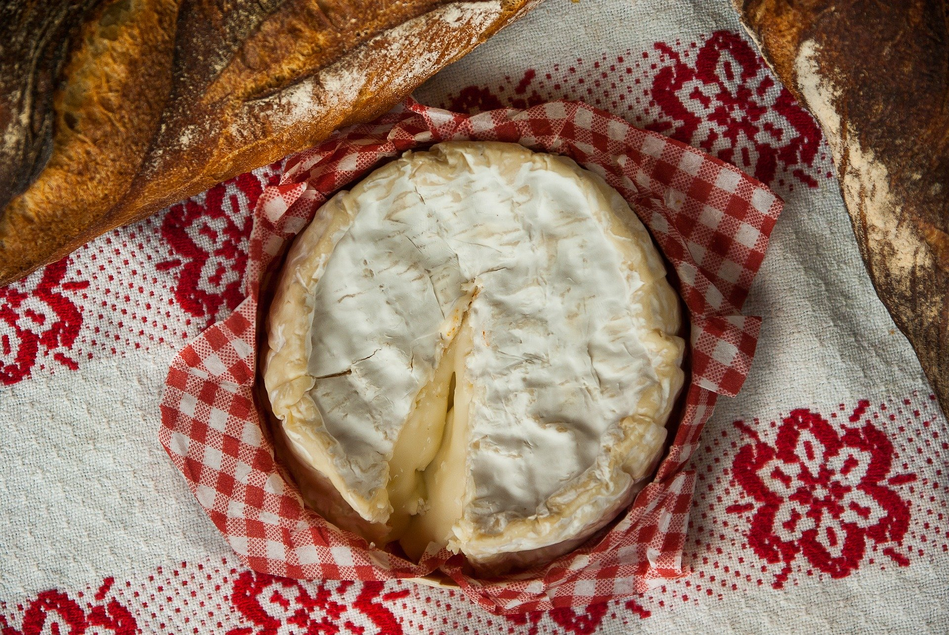 Camembert of Normandy