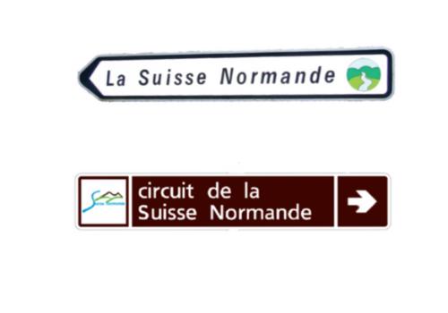 La circuit de Suisse Normande