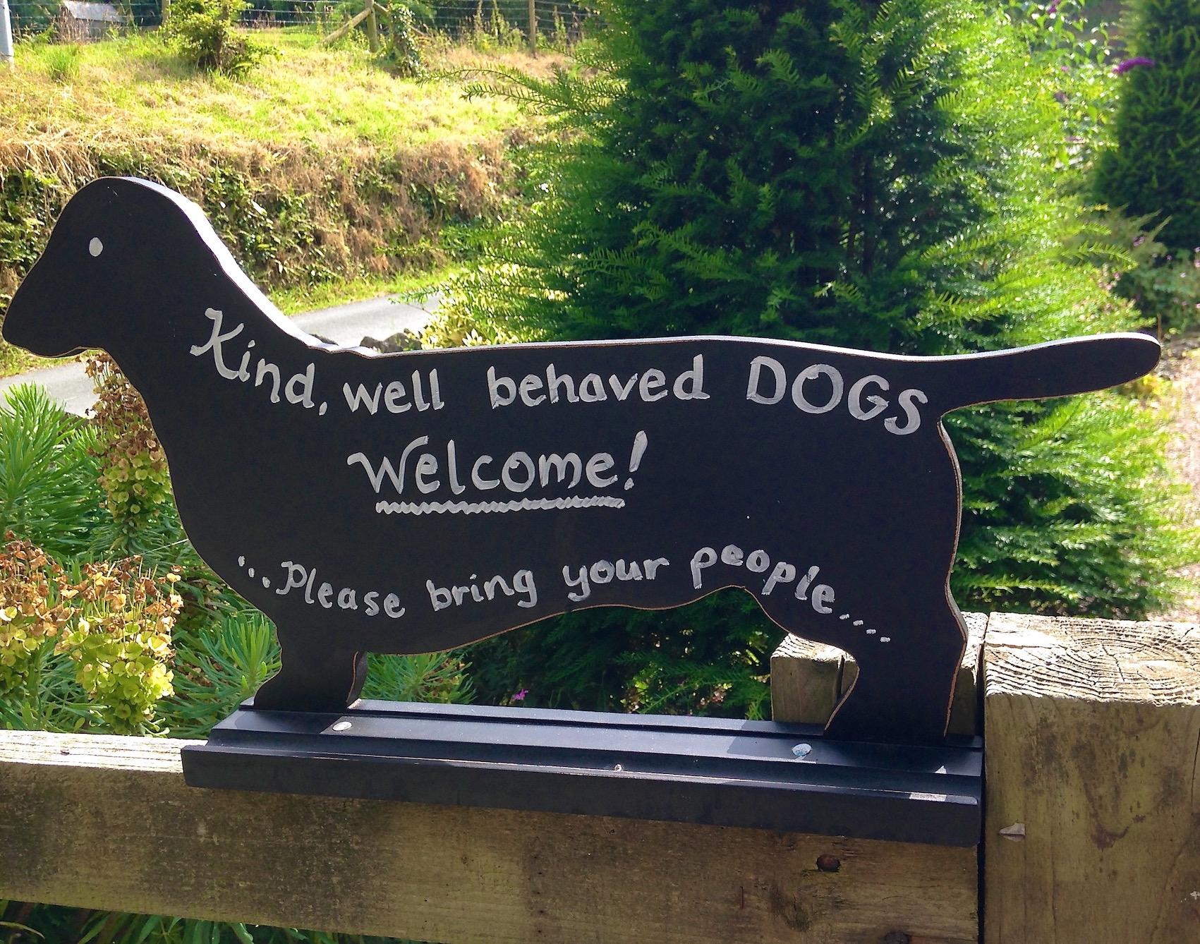 A dog friendly holiday cottage in Devon