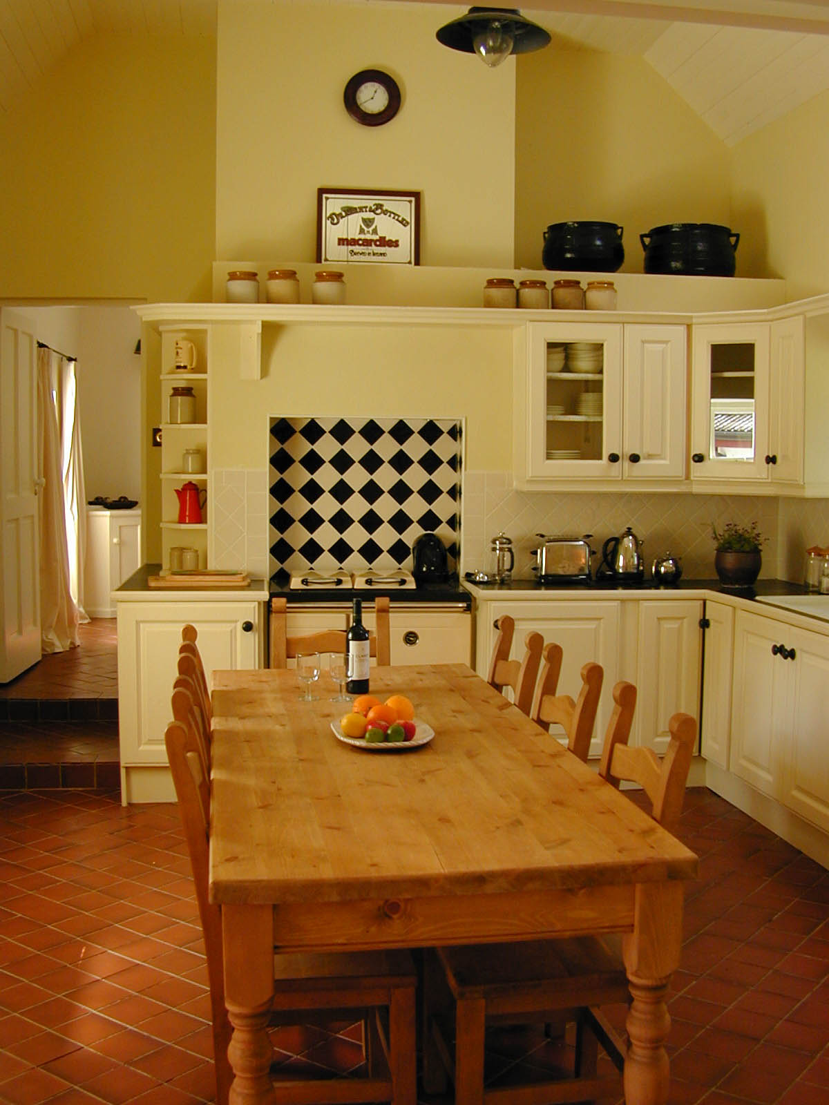 Wicklow Cottage Kitchen Image