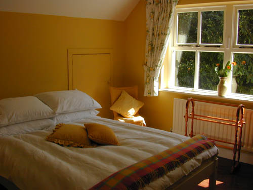 Wicklow Cottage Bedroom Image