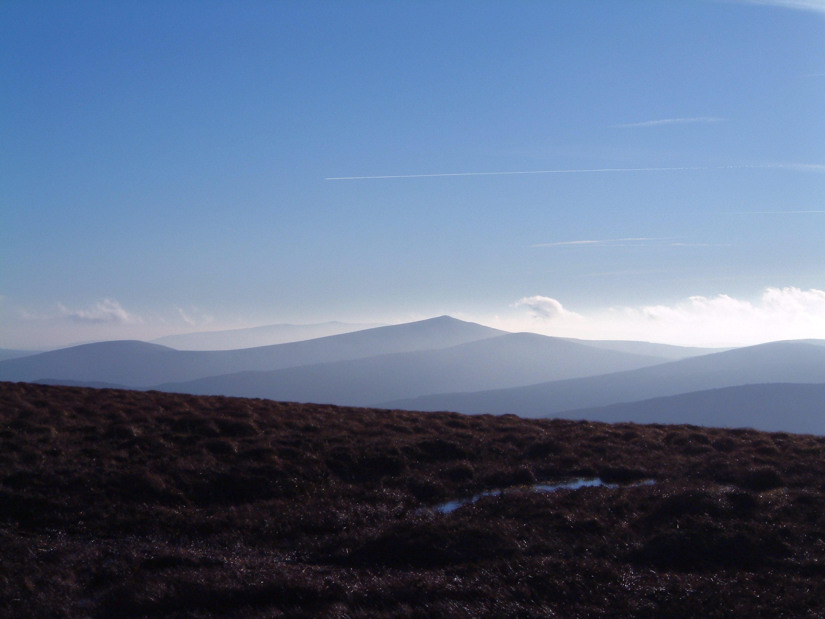 Wicklow Mountains Image