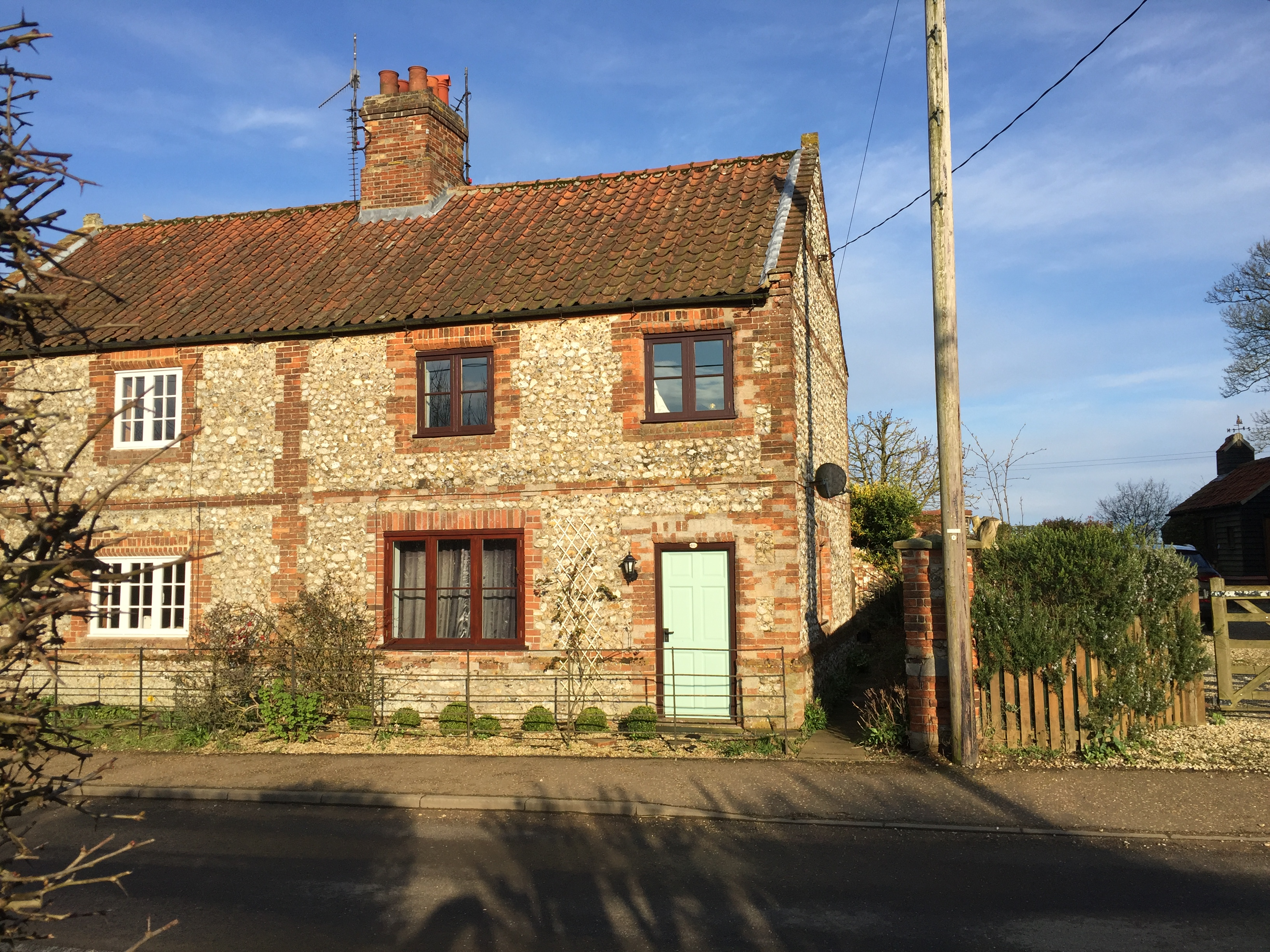 Samphire Cottage, Docking, North Norfolk