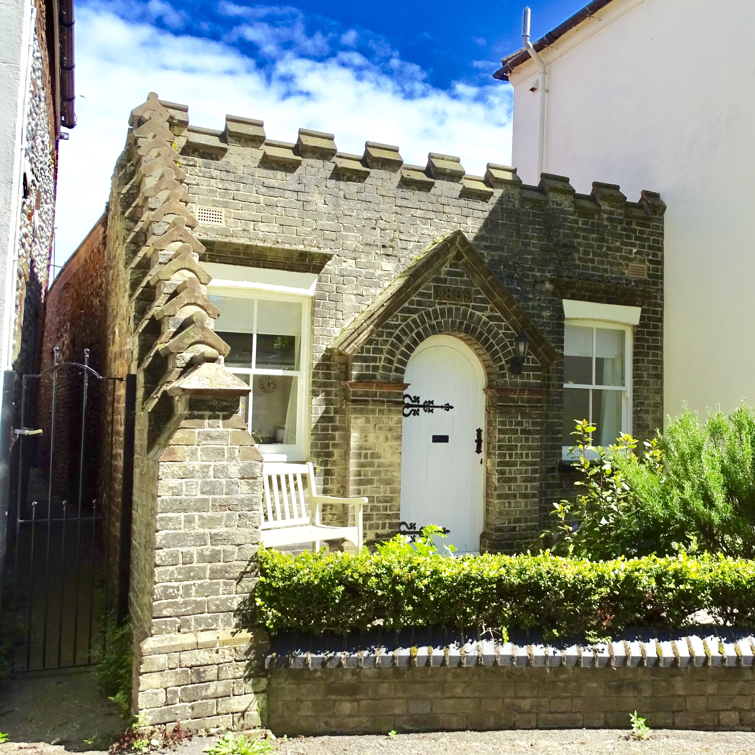 Abbey House Cottage, Wells-next-Sea, North Norfolk