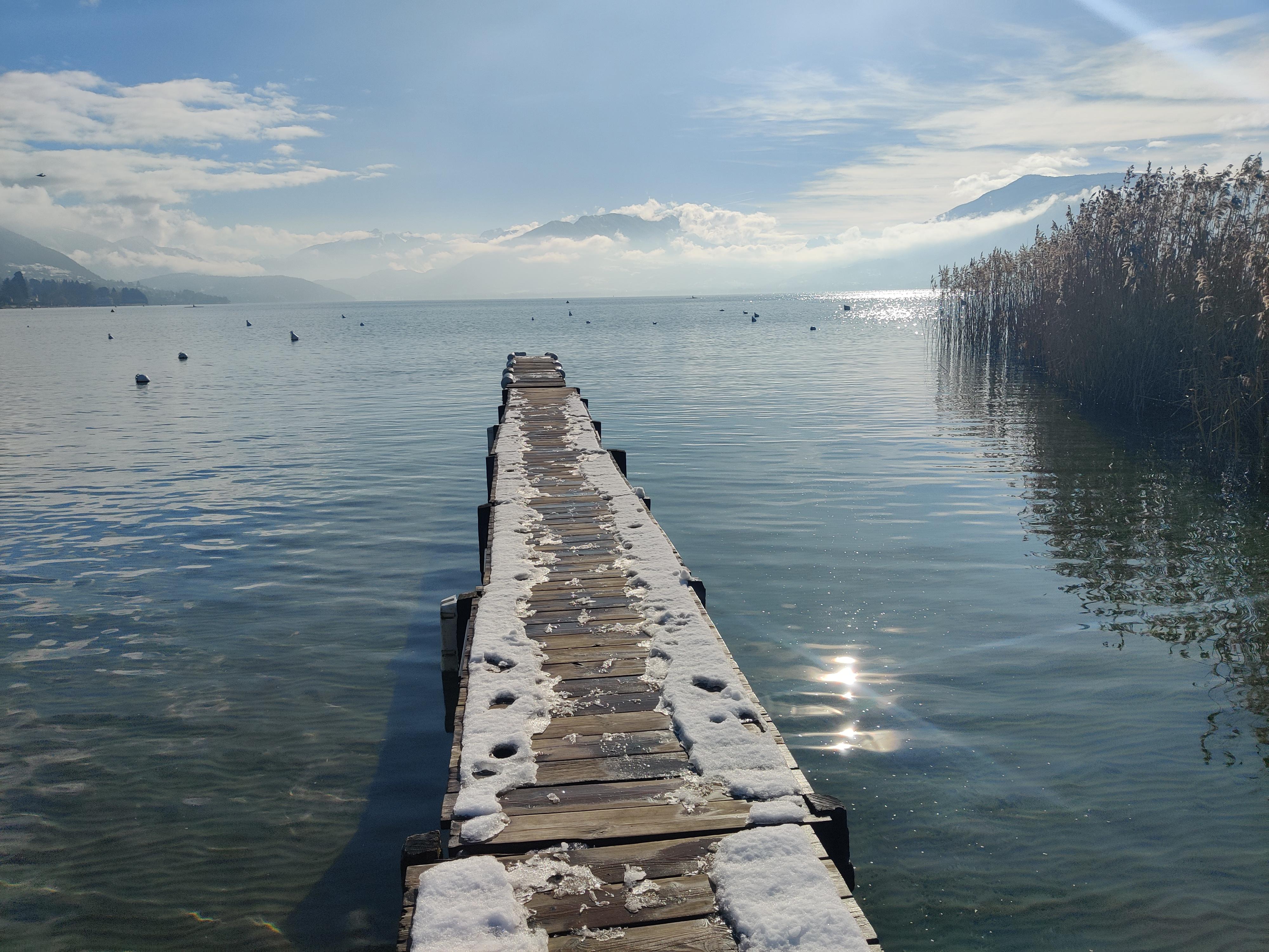 Annecy Mysweethome infinite pontoon