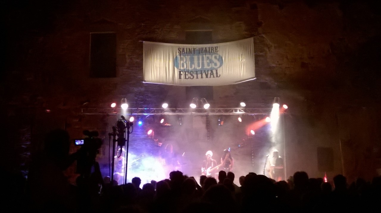 St Izaire Blues festival