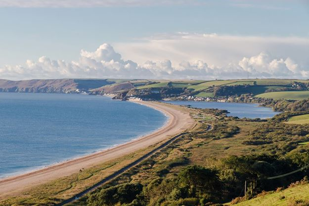 Slapton Sands and Slapton Ley