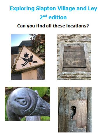 New SlaptonTreasure Hunt