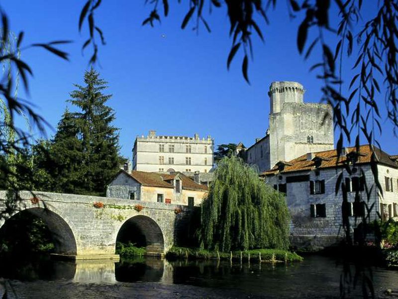 Chateau de Bordeilles