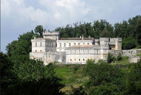 Chateau de la Trancharde