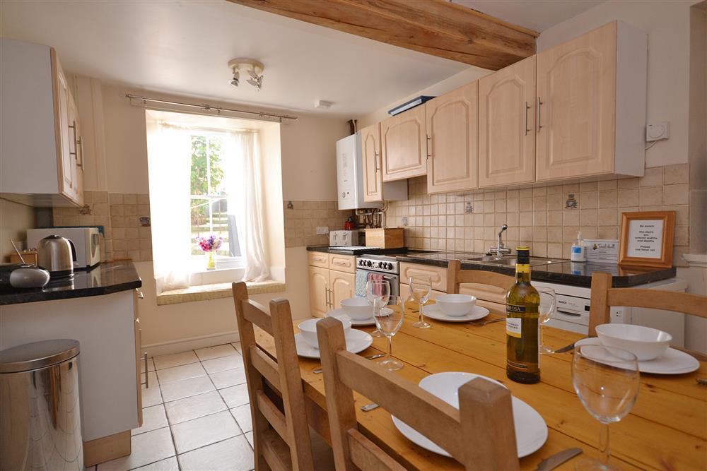 Kitchen Diner Grants Cottage