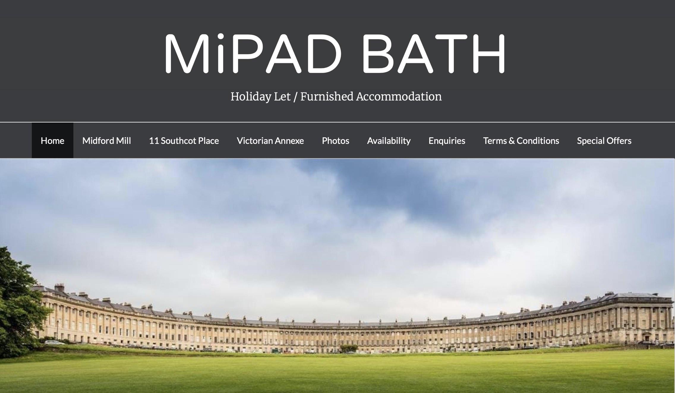 MiPAD BATH