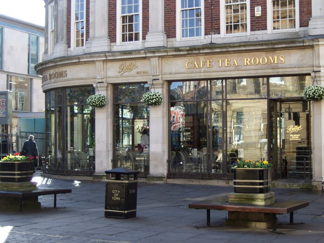Bettys Tea Room York