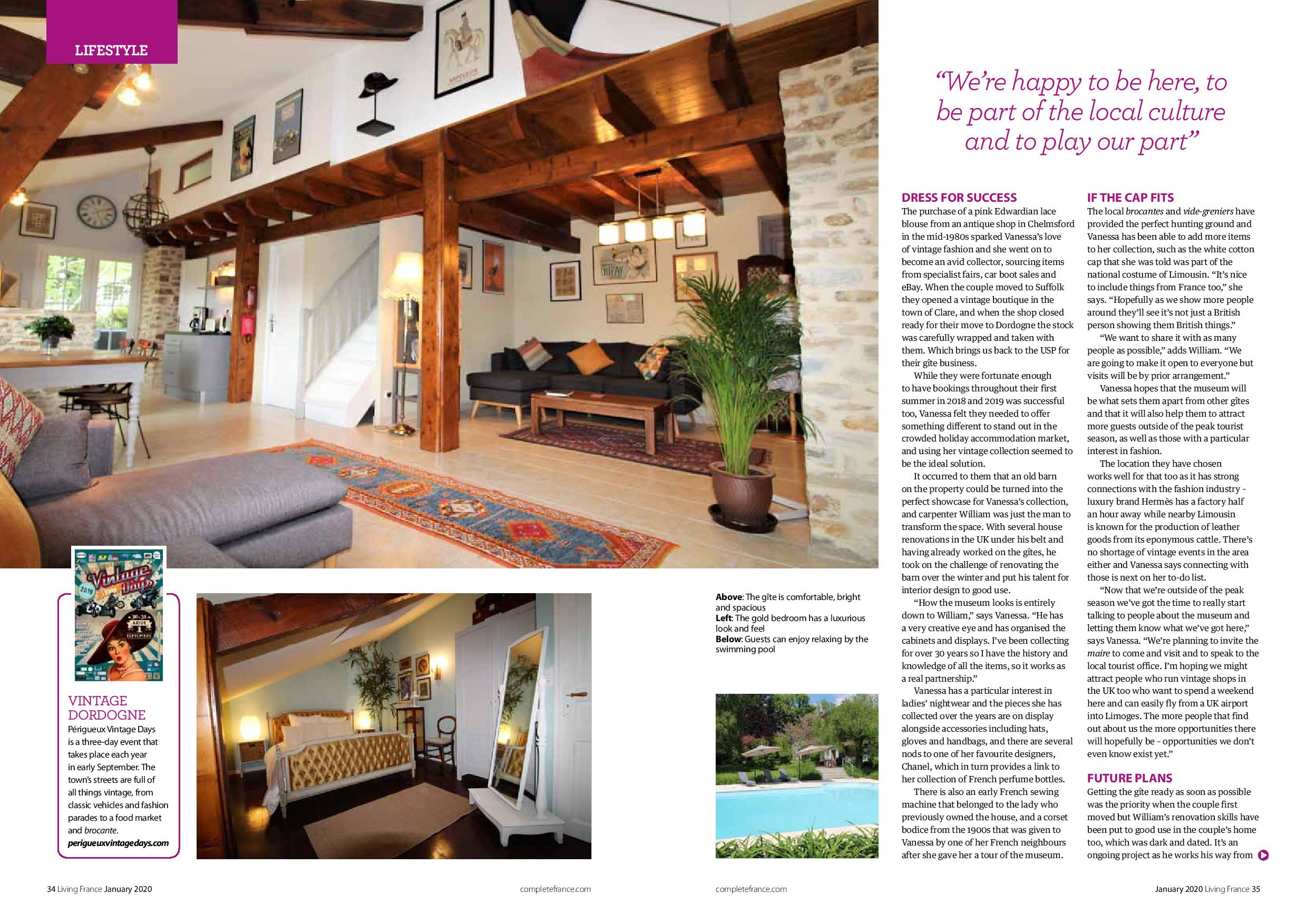 Living France Jan 20 Pages 34-35