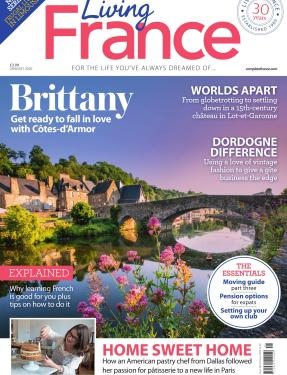 Living France Jan Ed 2020 Front Cover