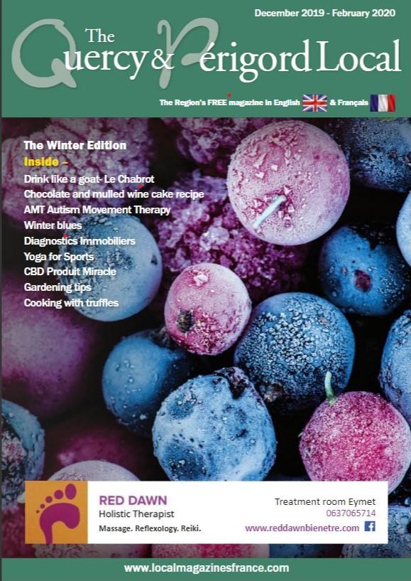 Perigord & Quercy Journal Dec 19-Feb 20