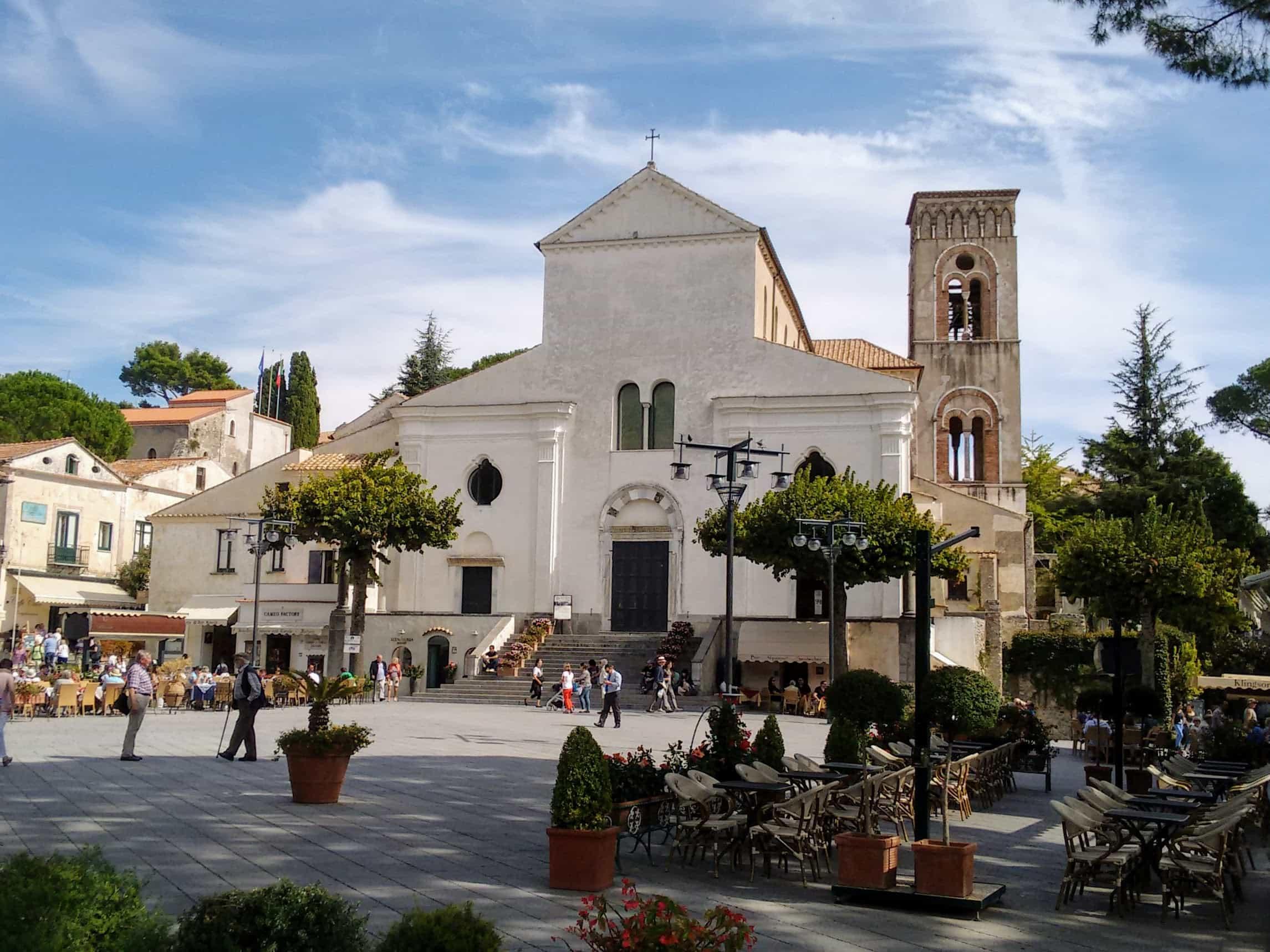 Ravello Town Square